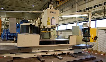 CNC vertical machining centers